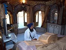 A very rare and historic Sri Guru Granth Sahib Ji at Sri Harmandir Sahib