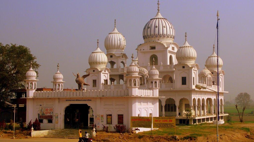Gurdwara Sri Bibangarh Sahib Fatehgarh   Discover Sikhism