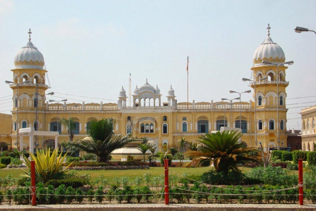 Gurdwara Sri Nankana Sahib   Discover Sikhism