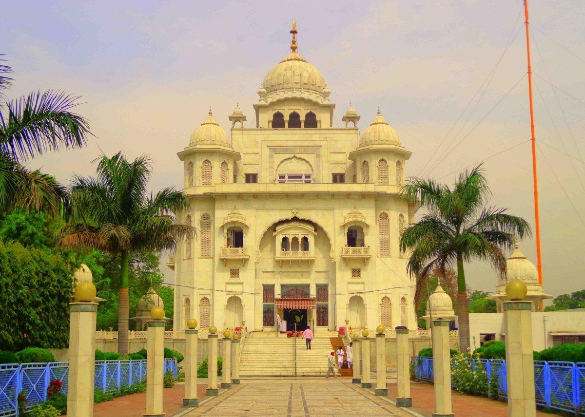 Gurdwara Sri Rakab Ganj Sahib   Discover Sikhism