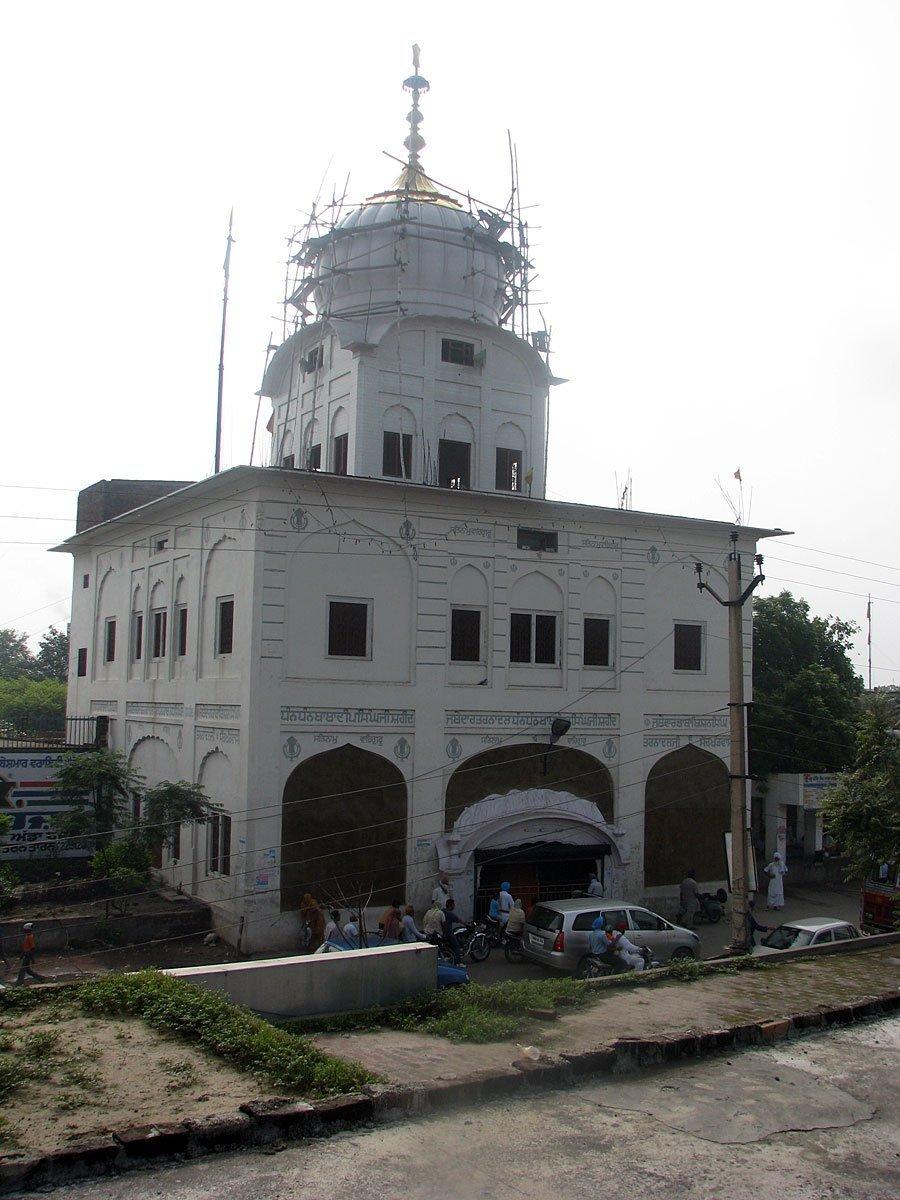 Gurdwara Sri Tahla Sahib Chabba | Discover Sikhism