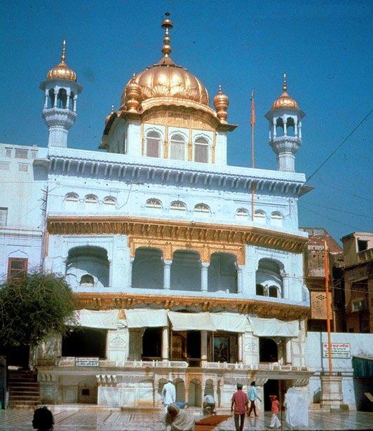 Sri Akal Takht Sahib Discover Sikhism