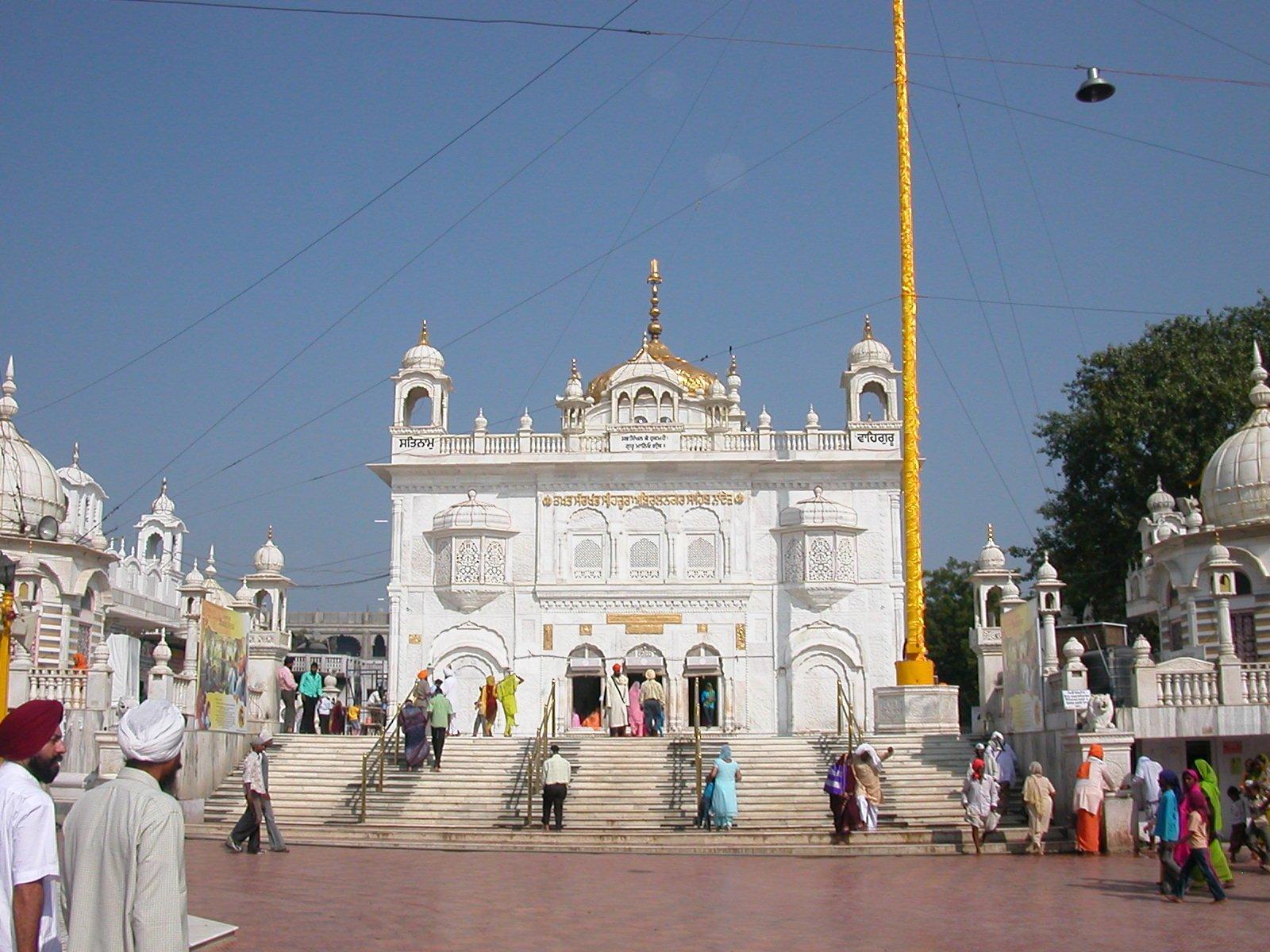 Takht Sri Hazur Sahib   Discover Sikhism