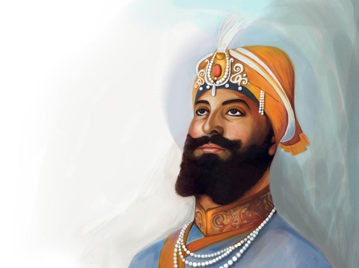Sri Guru Gobind Singh Ji - guru_gobind_singh1