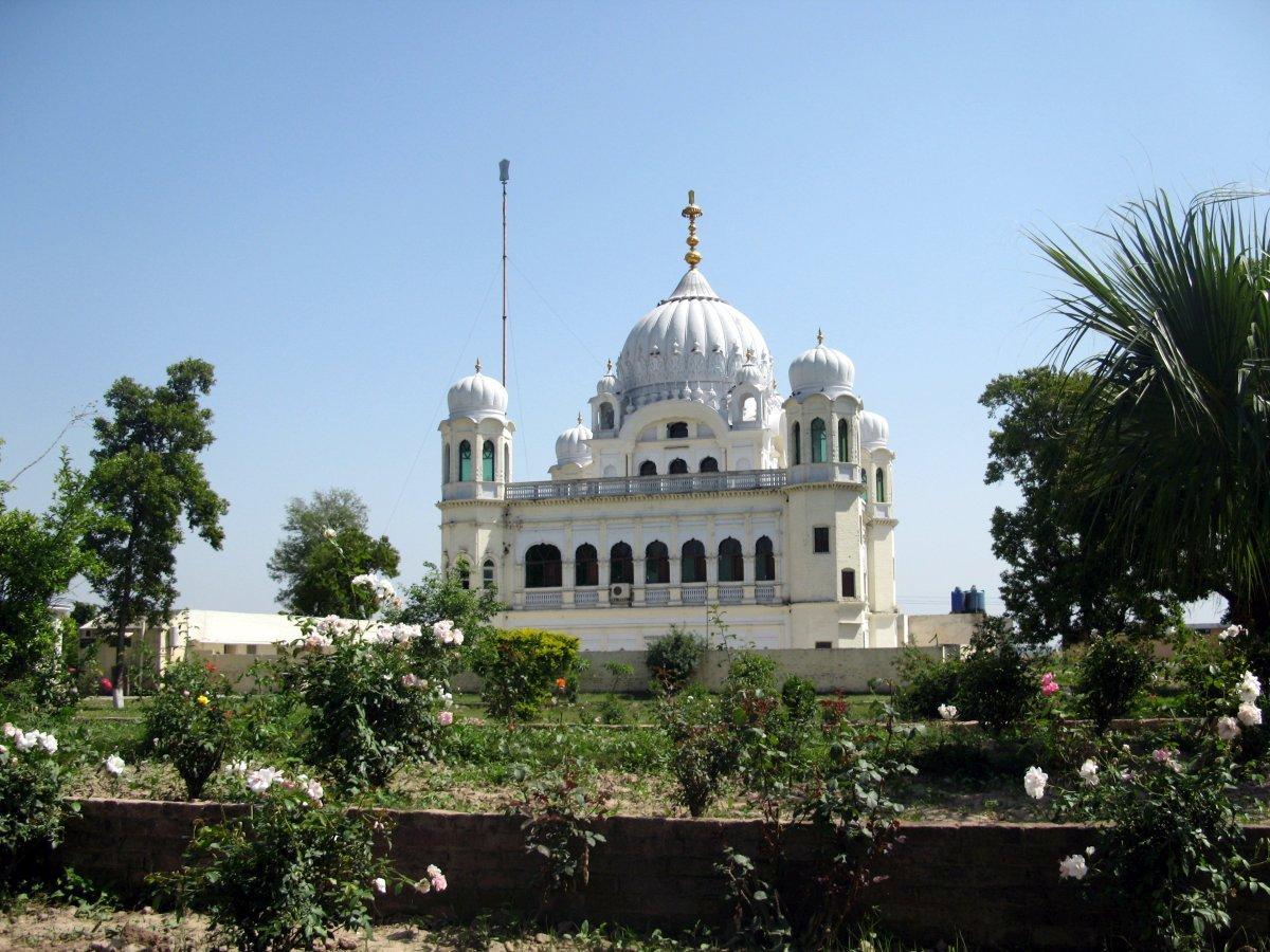 Image result for kartarpur pakistan